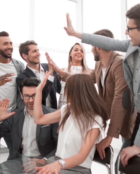 Le pouvoir aux employes